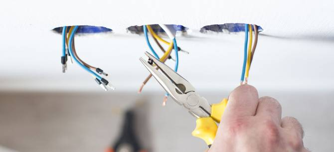 Blue Apple Electric Answers Common Residential Electrical Questions